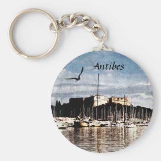 Llavero del puerto de Antibes
