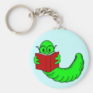 Llavero del ratón de biblioteca