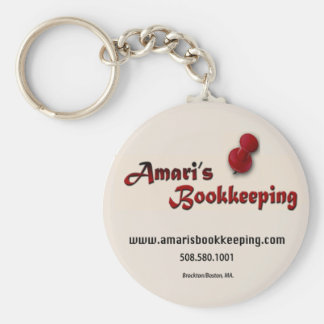 Llavero del recordatorio de Amari