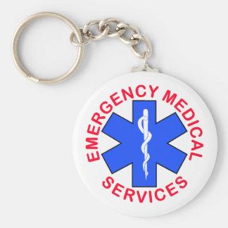 Llavero del rescate de EMT EL ccsme