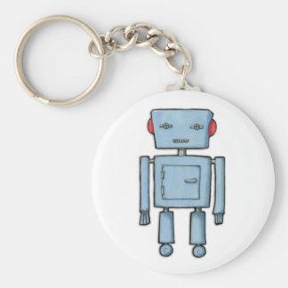 Llavero del robot del juguete