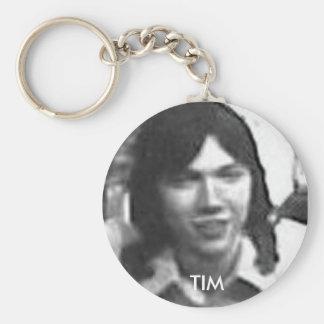 Llavero del rodillo de Tim