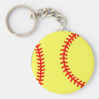 Llavero del softball