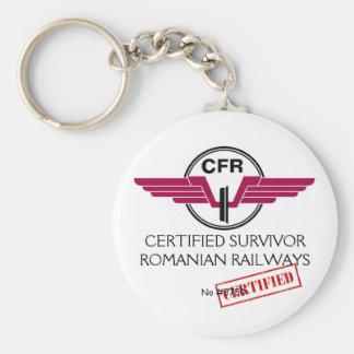 Llavero del superviviente de CFR