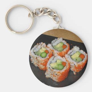 Llavero del sushi del Veggie