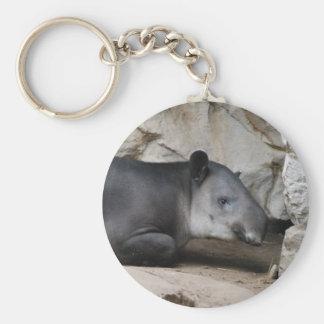 Llavero del Tapir de Baird