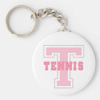 Llavero del tenis