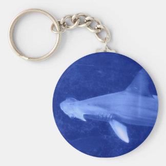 Llavero del tiburón de Hammerhead