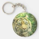 Llavero del tigre siberiano