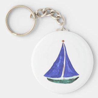 Llavero del velero