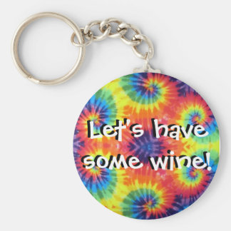 Llavero del vino de Godspell