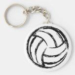 Llavero del voleibol