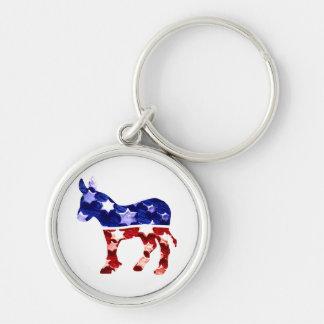 Llavero Democratic del voto