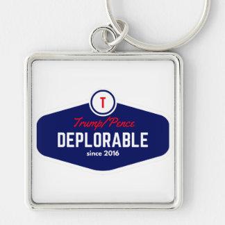 llavero deplorable del triunfo