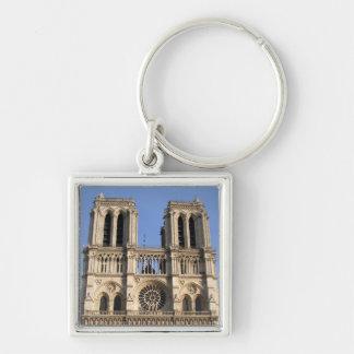 Llavero elegante con Notre Dame de Paris