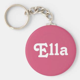 Llavero Ella