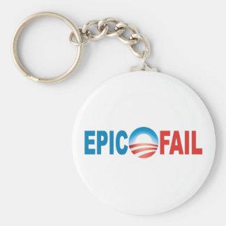 Llavero épico del fall de Anti-Obama