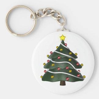 llavero Estrella-rematado del árbol de navidad