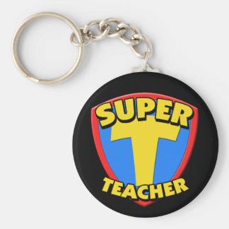 Llavero estupendo del profesor