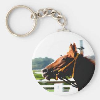 Llavero excelente del caballo de raza