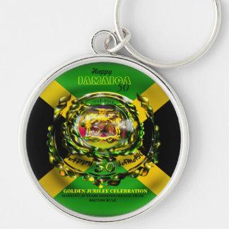 Llavero feliz de Jamaica 50