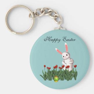 Llavero feliz de Pascua