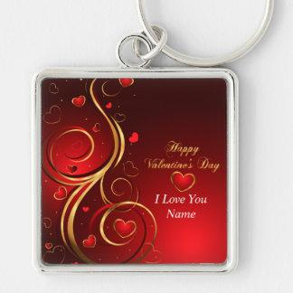 Llavero feliz del el día de San Valentín 1