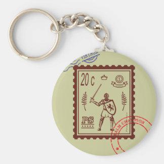 Llavero feudal del caballero del sello