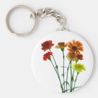 llavero floral