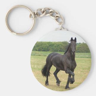 Llavero frisio del caballo