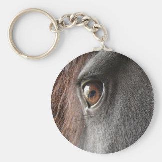 Llavero frisio del diseño del caballo