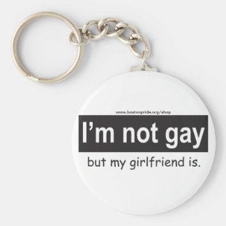 Llavero gay de la novia