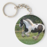 Llavero gitano del caballo