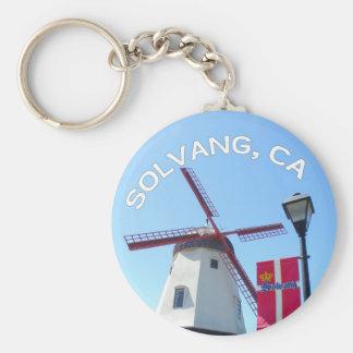 ¡Llavero hermoso de Solvang!