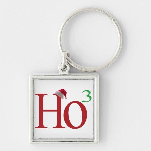 Llavero Ho3 (HoHoHo)