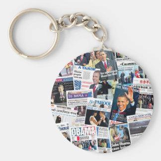 Llavero internacional de la inauguración de Obama