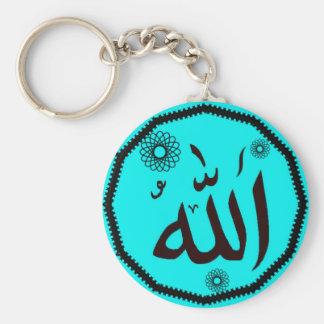 Llavero islámico de Alá