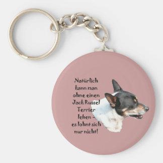 "Llavero ""Jack Russel Terrier """