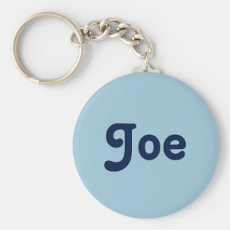 Llavero Joe