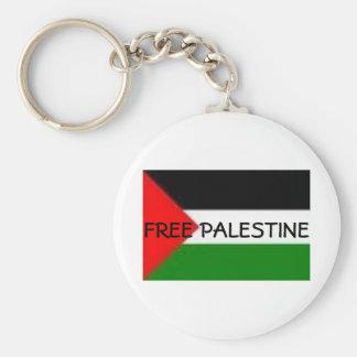 Llavero libre de Palestina