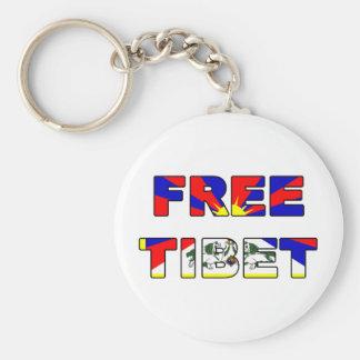 Llavero libre de Tíbet