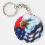 Llavero lleno de American Eagle