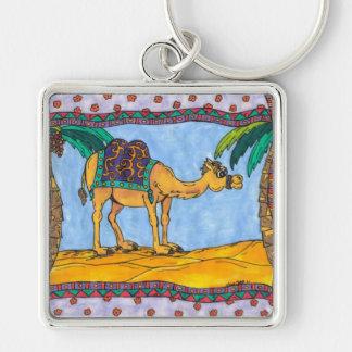 Llavero loco del camello