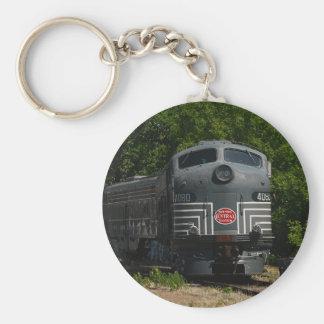 Llavero locomotor central de Nueva York