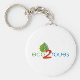 Llavero logotipo ECO 2roues