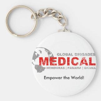 Llavero médico global adaptable de las brigadas