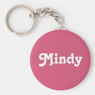 Llavero Mindy