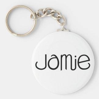 Llavero negro de Jamie