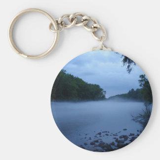 Llavero - niebla del río Chattahoochee