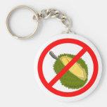 ¡Llavero - ningún Durian!!!